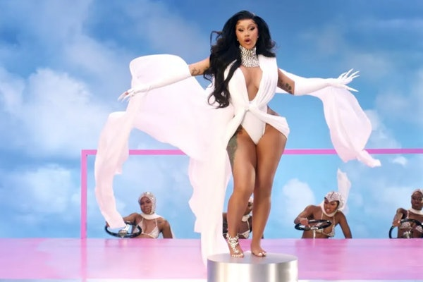 Cardi B dropped her 'Up' music video on Feb. 5.