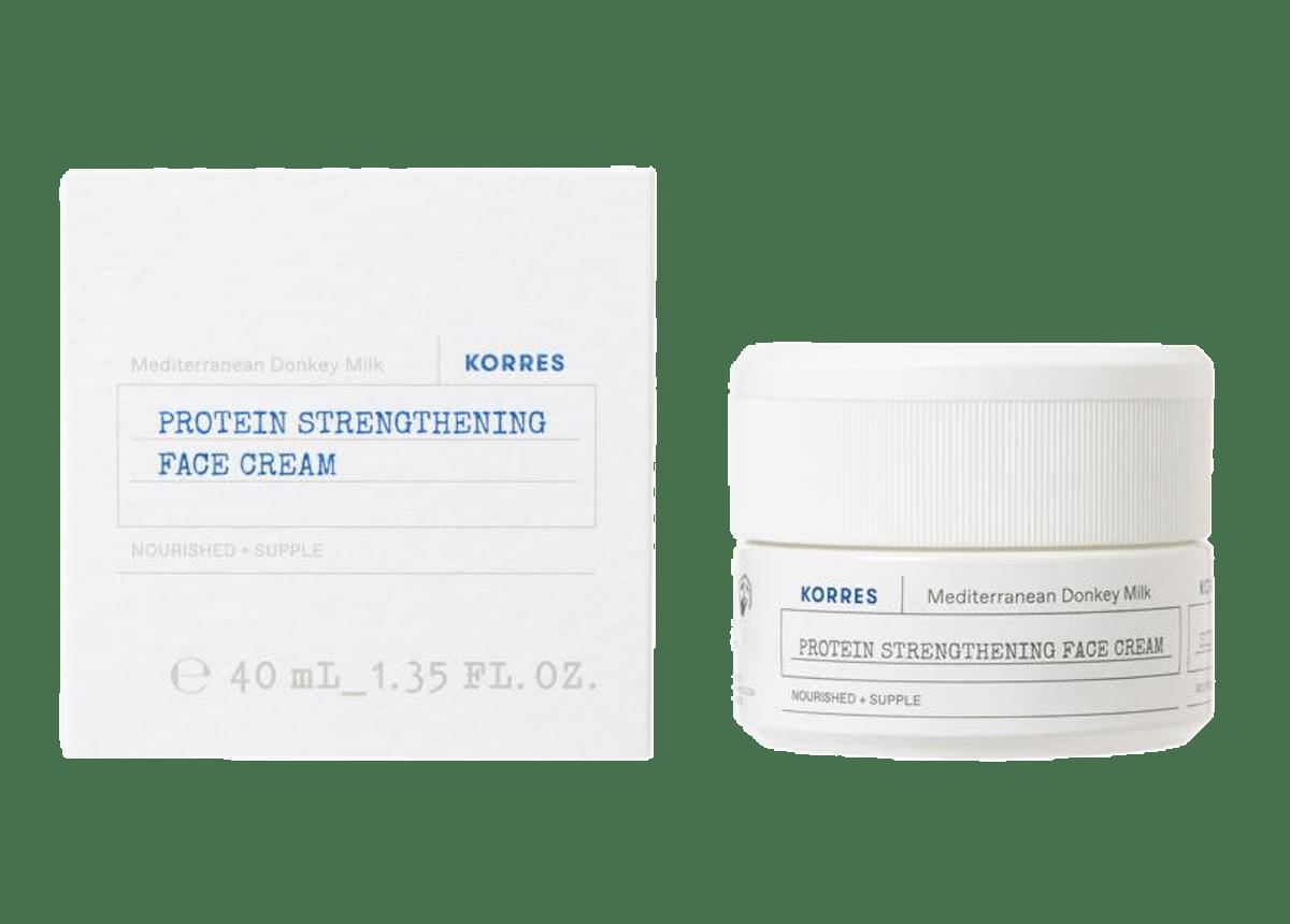 Donkey Milk Protein-Strengthening Milk Cream