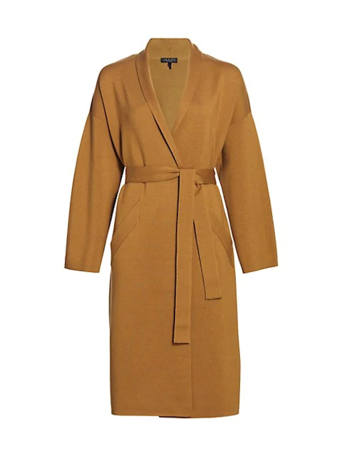 Emory Sweater Coat