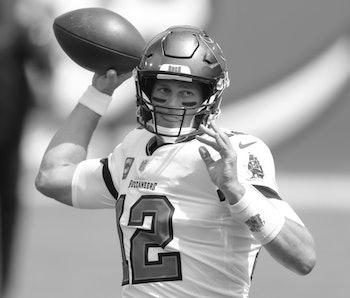 Tom Brady loves football