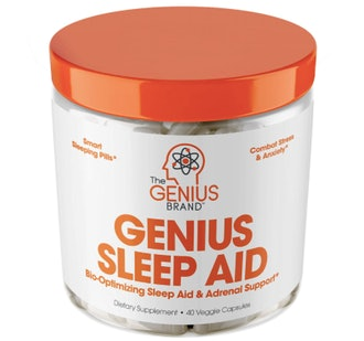 The Genius Brand Sleep Aid Supplement (40 Count)