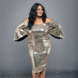 Ahead of The Cultivate Award debut, The Curvy Fashionista founder Marie Denee shared the plus-size date night looks she's excited about for Valentine's Day.