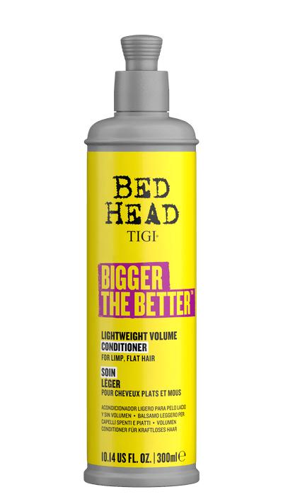 Bed Head  Bigger The Better Lightweight Volume Conditioner