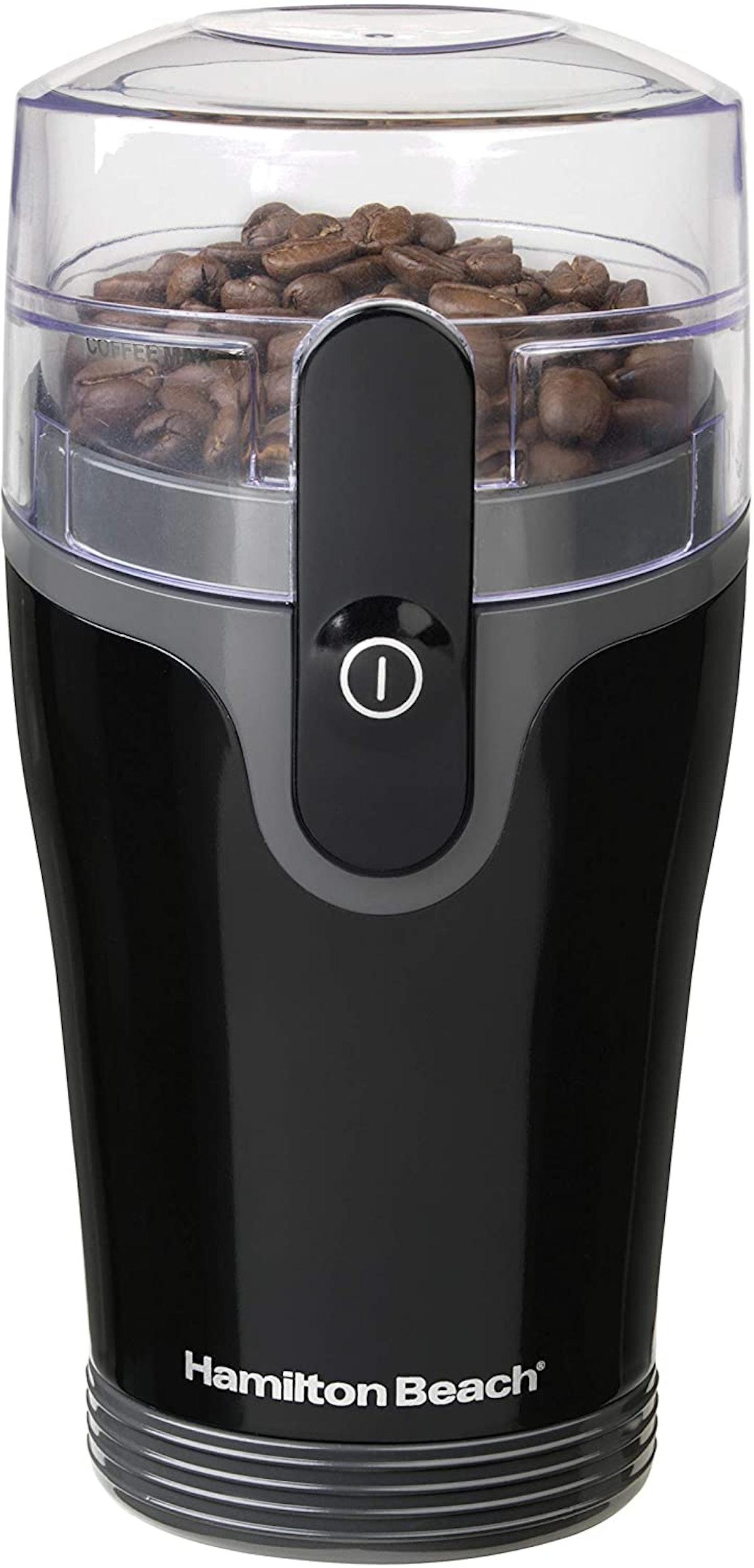 Hamilton Beach Fresh Grind Electric Coffee Grinder (4.5oz)