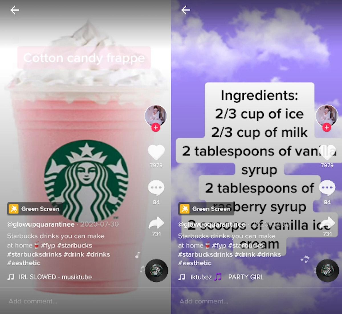 These Starbucks secret menu Valentine's Day 2021 drinks include easy order upgrades,