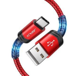 JSAUX Fast Charging USB-C Cord