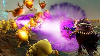 wizzro hyrule warriors zelda villains