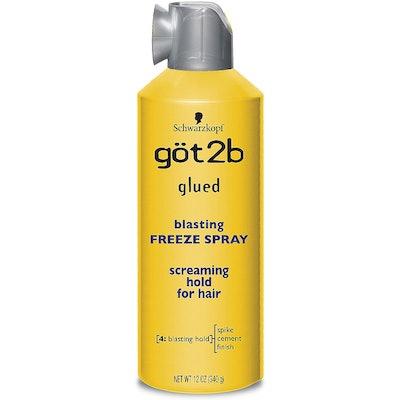 Got 2b Glued Blasting Freeze Spray