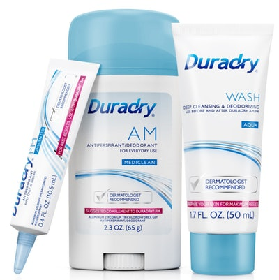 Duradry 3-Step Protection System