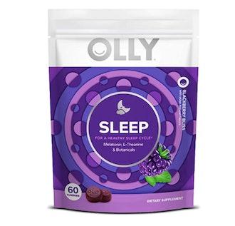 Olly Sleep Melatonin Gummies (60 Count)
