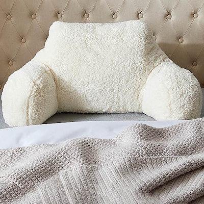 Teddy Bear Cream Cuddle Cushion