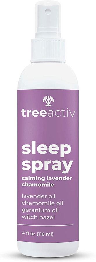TreeActiv Aromatherapy Pillow and Sheet Spray