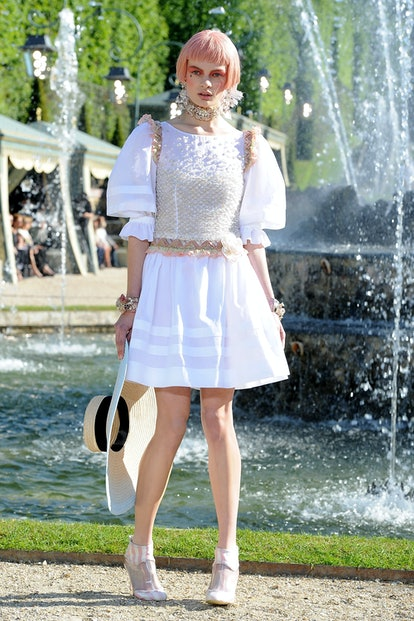 Chanel Cruise 2013.