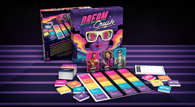 Dream Crush is a new game with a nostalgic twist.