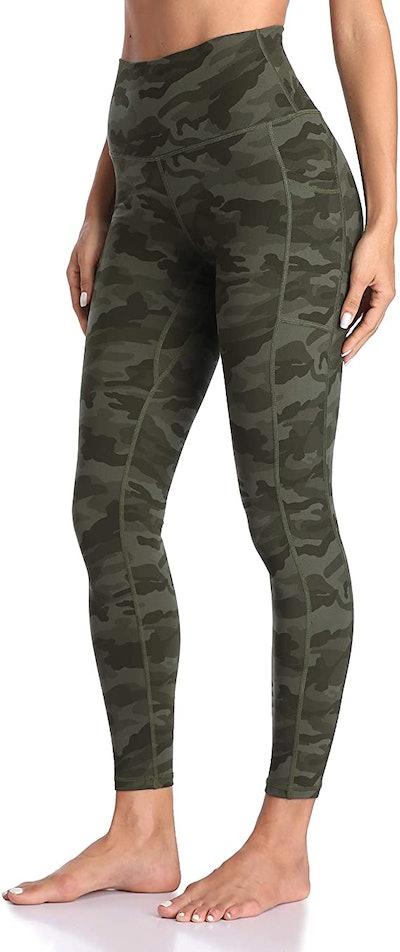 Colorfulkoala High Waisted Yoga Pants With Pockets
