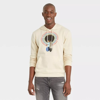 Black History Month Men's 'Stronger Together' Hooded Sweatshirt