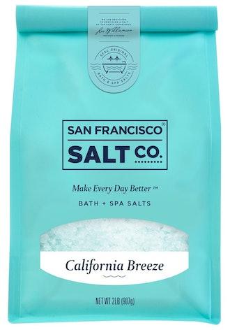 San Francisco Salt-Oatmeal Honey Bath Salts 2 lb.