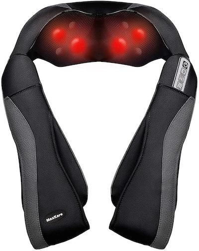 MaxKare Shiatsu Electric Neck & Shoulder Massager
