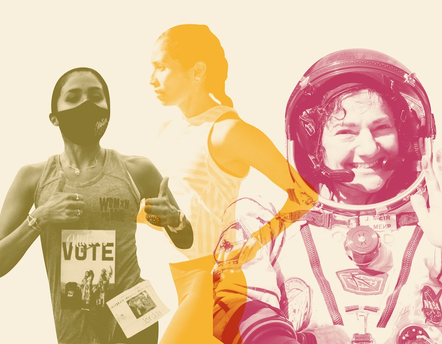 Runner Jordan Marie Daniels and astronaut Jessica Meir share tips for maintaining mental resilience in extreme circumstances.