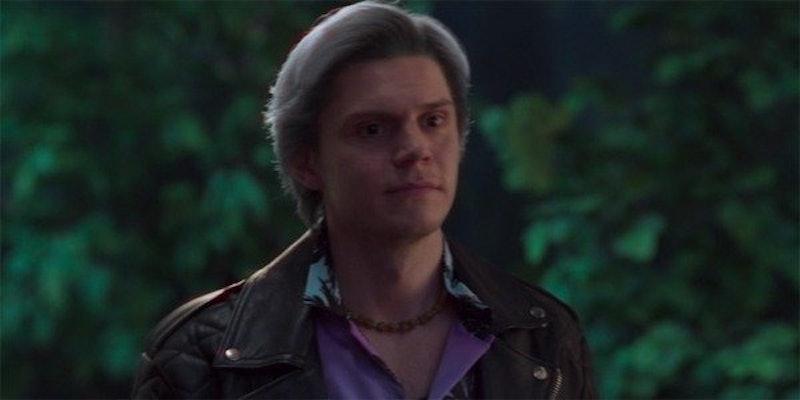 Evan Peters as Pietro in 'WandaVision' Season 1, Episode 5