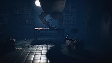little nightmares 2 boss mono six stealth sneak