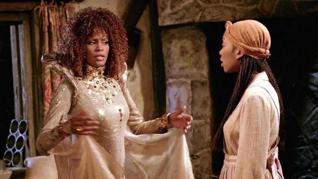 'Rodgers and Hammerstein's Cinderella' starring Brandy and Whitney Houston will be available to stream on Disney+ on Friday, Feb. 12.