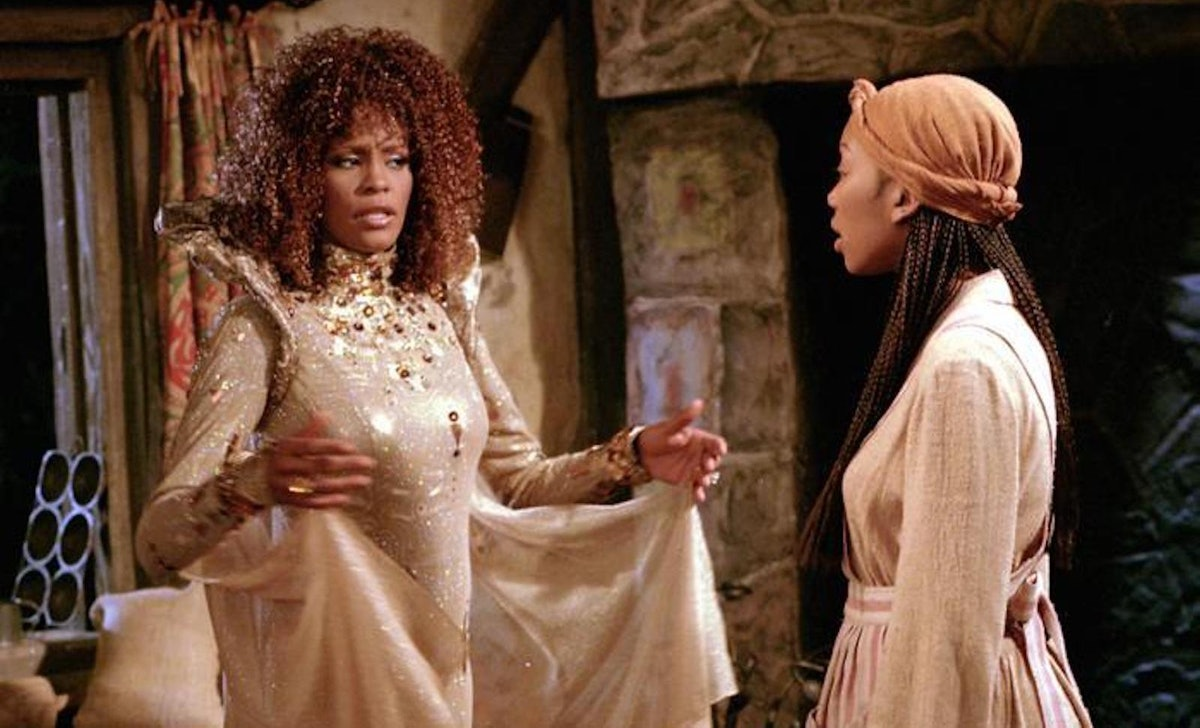 'Rodgers and Hammerstein's Cinderella' starring Brandy and Whitney Houston will be available to stre...