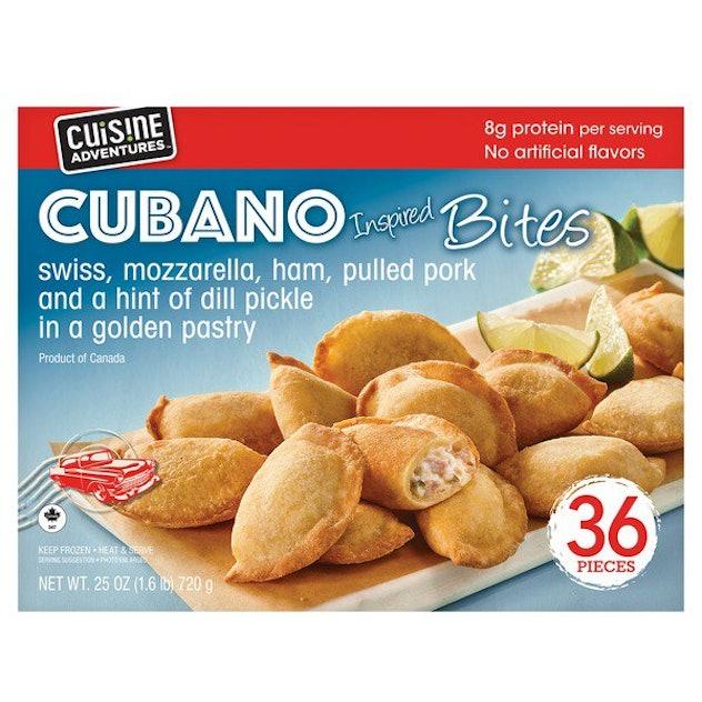Mini Cubanos