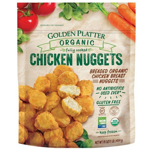 organic Chicken nuggets