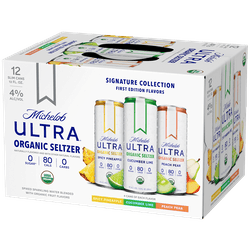 Michelob Ultra Organic Seltzer
