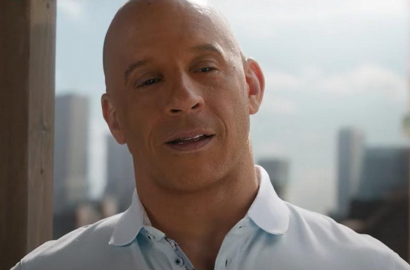Vin Diesel in 'F9.'
