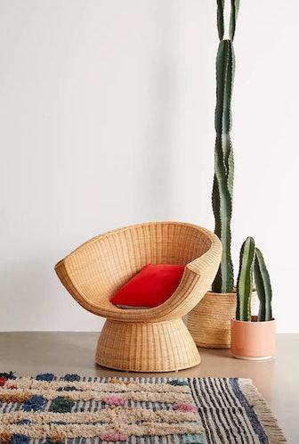 Roma Rattan Chair