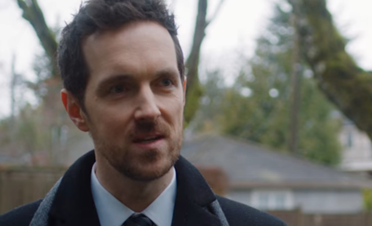 Jacon Mckinnon who plays Sean on 'Firefly Lane' stars in TurboTax's Super Bowl 2021 commercial.