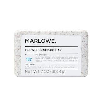 Marlowe Exfoliating Body Scrub Soap