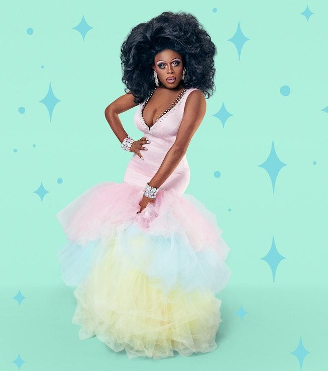 Season 13 queen Tamisha Iman.