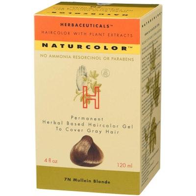 Naturcolor Permanent Herbal-Based Hair Color Gel