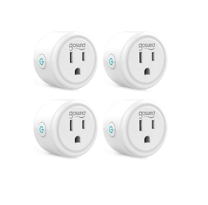 Gosund Mini Wifi Outlet Smart plug