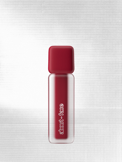 Anti-VDay Paint-It Matte Painted Lip Color in Fire Side