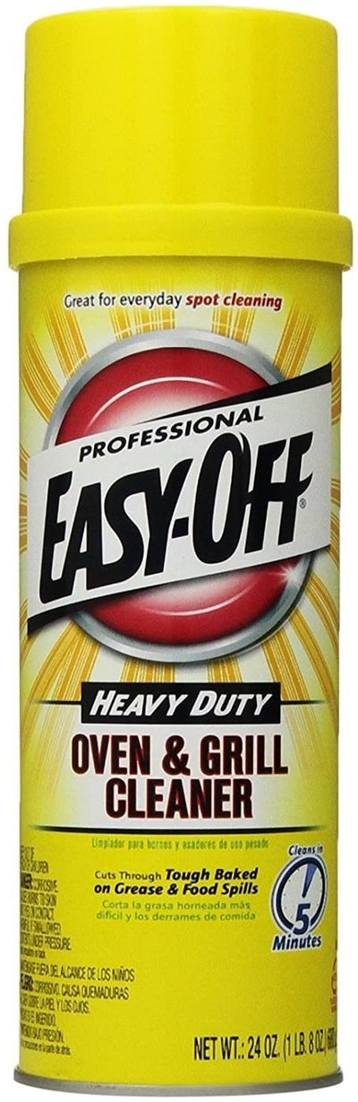 Easy-Off Professional Oven & Grill Cleaner (24 Ounces)
