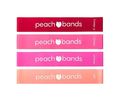 Peach Bands Resistance Bands Set