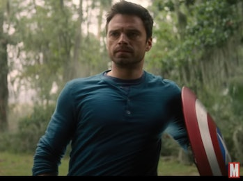 Is Bucky Barnes the new Captain America?