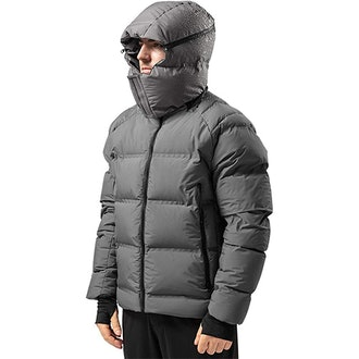 fit space Super Warm Puffer Jacket