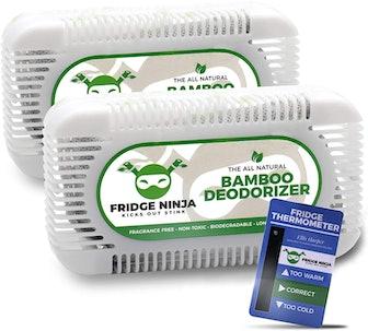 Ellis Harper Natural Bamboo Refrigerator Deodorizers (2-Pack)