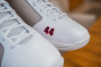 Barack Obama Nike Hyperdunk