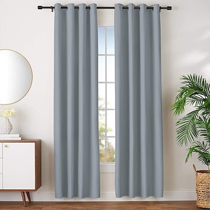 Amazon Basics Room Darkening Blackout Window Curtains
