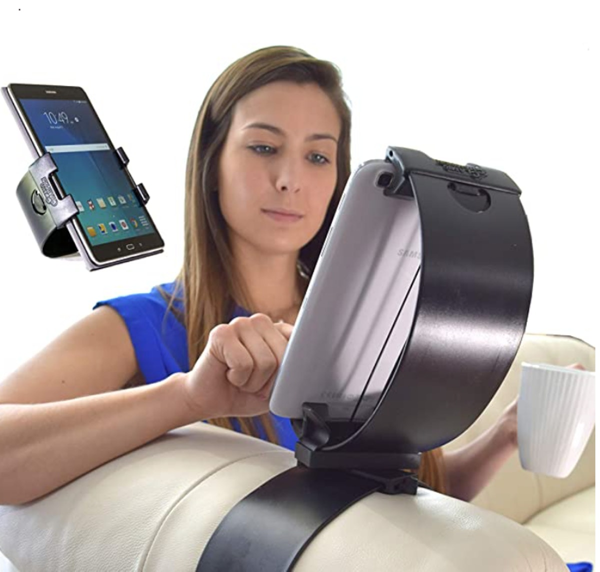 Clamp Champion Universal Tablet and Cell Phone Holder