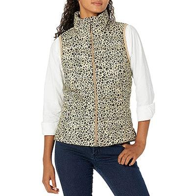 Amazon Essentials Lightweight Packable Down Vest
