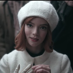 anya taylor joy revealed if she would do season 2 of the queens gambit