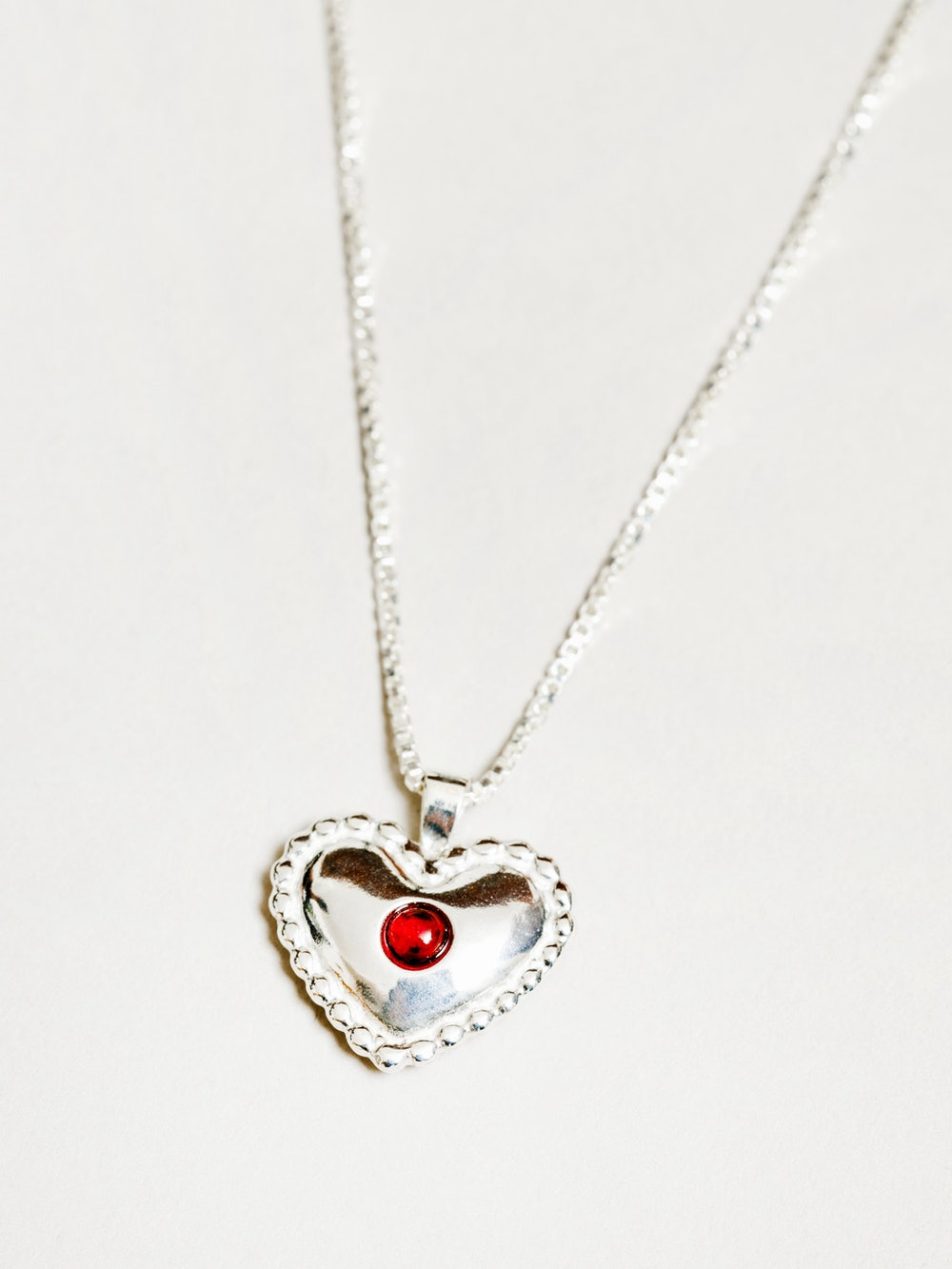 Katalina Necklace in Sterling Silver, $160 CAD