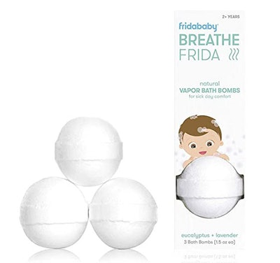 Frida Baby Natural Vapor Bath Bombs (3-Pack)
